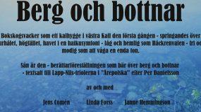 Berg och bottnar – folkmusikaliskt berättande